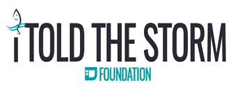 I Told the Storm Foundation Logo