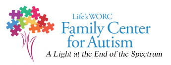 Life's WORC Family Center for Autism Logo